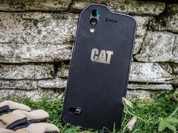首款支援空氣品質監測CAT S61軍規三防手機