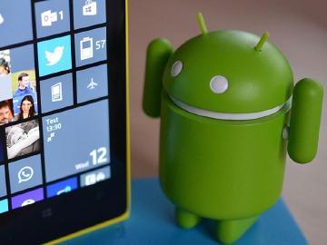 微軟員工透露內部以Android平台打造全新自有品牌手機