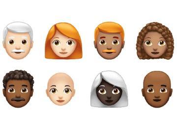世界表情符號日 蘋果釋出新貼圖,主管換上Memoji慶祝