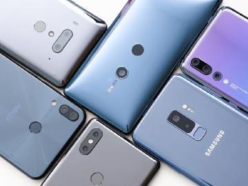 6大品牌比較 2018上半年旗艦手機日間相機比較