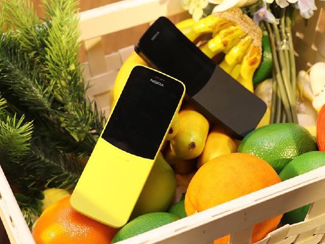 拖了好久終於來了!NOKIA 8110 4G香蕉機7/24台灣上市