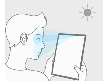 沒指紋解鎖?三星平板Tab S4傳改用虹膜與臉部辨識
