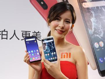 性價比手機搶市!小米8、小米A2與紅米6台灣齊發
