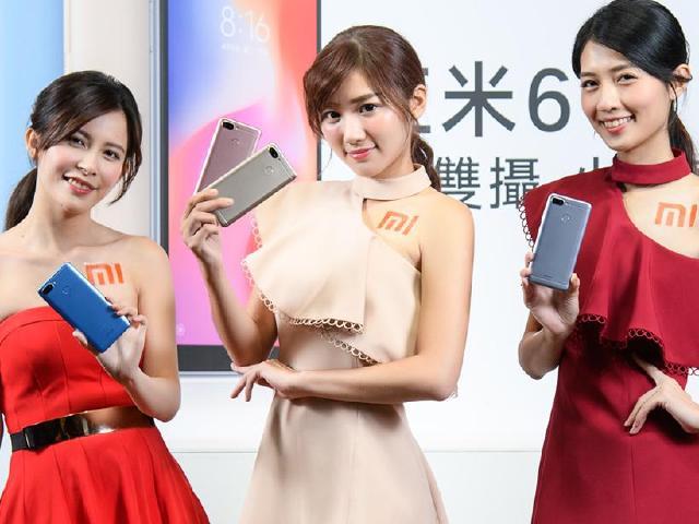 [影片]支援台灣4G全頻 高CP值入門手機紅米6