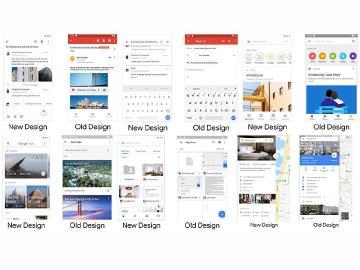 Google更新服務圖示,App操作介面將更簡化