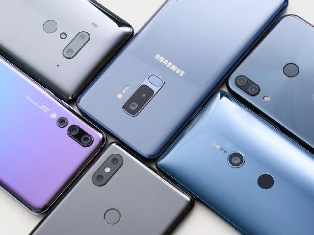 6大品牌比較 2018上半年旗艦手機夜間相機比較