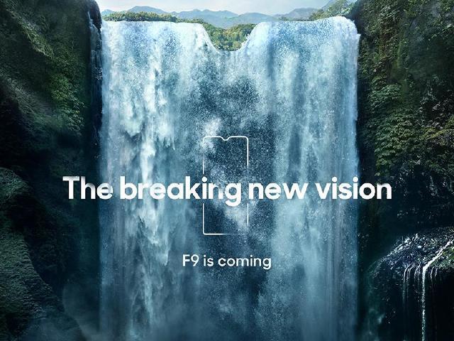 OPPO F9展開預熱 水滴螢幕R17可能也會採用
