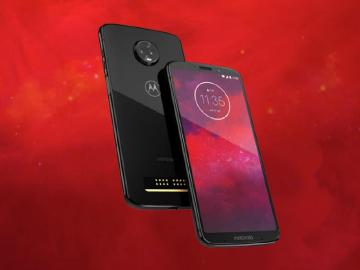 Moto Z3發表 Mod模組配件可升級使用5G網路