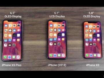 蘋果新機可能叫iPhone XS 另LCD版本以年份命名