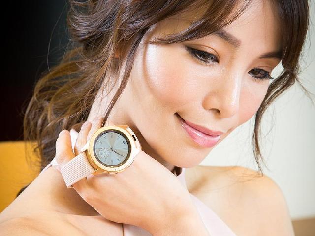 [影片]三星Galaxy Watch重點評測:轉控錶環、智慧時間助理、運動自動偵測
