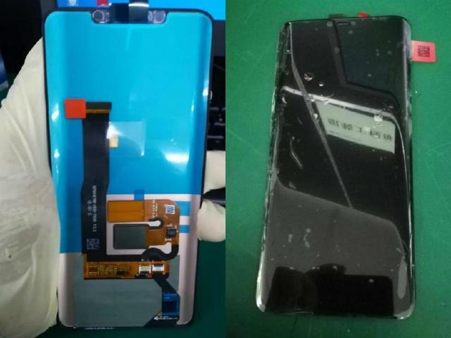 華為Mate 20面板疑洩3D結構光規格 Lite版再現藍色機身