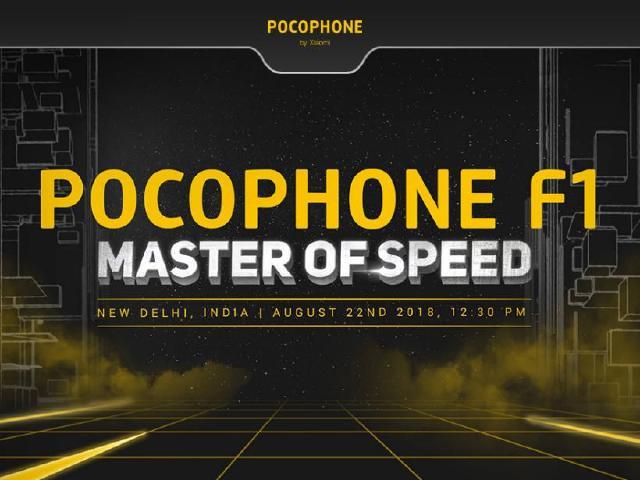 主打效能!小米新品牌手機POCO F1預計8/22發表