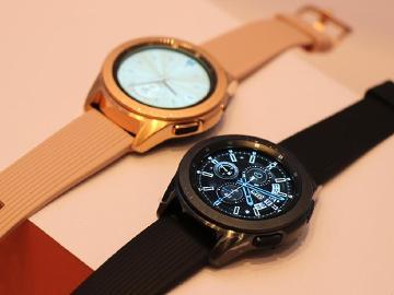 三星智慧錶Galaxy Watch藍牙規格 9/17台灣上市