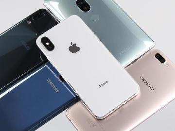 台灣手機銷售排名出爐!7月銷量稍回升 4G入門手機搶出頭