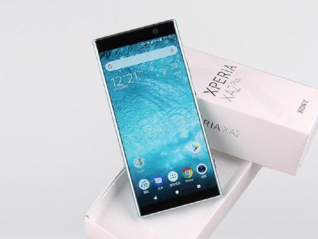 大螢幕、自拍超廣角 Sony Xperia XA2 Plus開箱