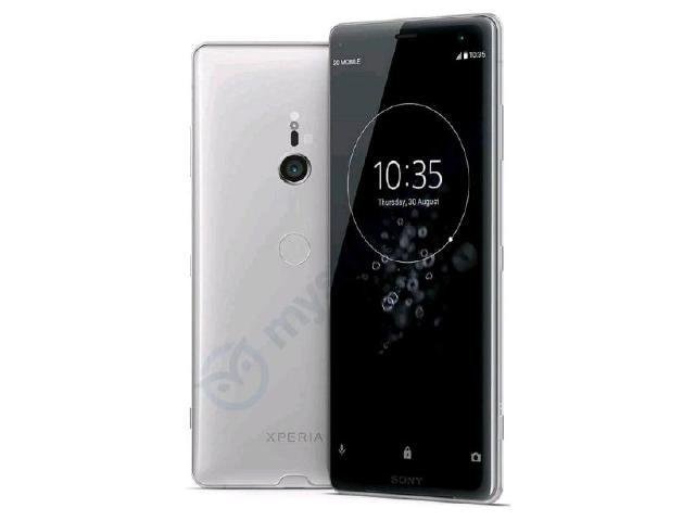 Sony確認8/30發表Xperia新手機 XZ3渲染圖疑洩
