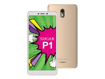 遠傳獨家開賣SUGAR P1糖果手機 9月上市
