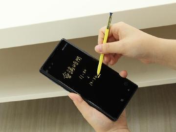 S Pen升級 DeX無所不能新體驗 三星Note 9特色功能實測