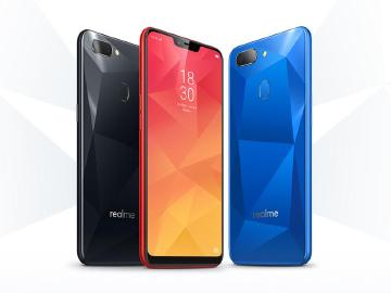入門規格、設計不俗 Realme 2平價手機印度發表