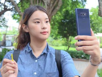 拍照新增場景智慧辨識 SAMSUNG Note 9相機深度實測