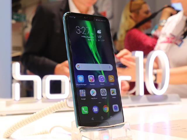 獨家專訪華為榮耀總裁趙明 Q4榮耀手機將進入台灣市場