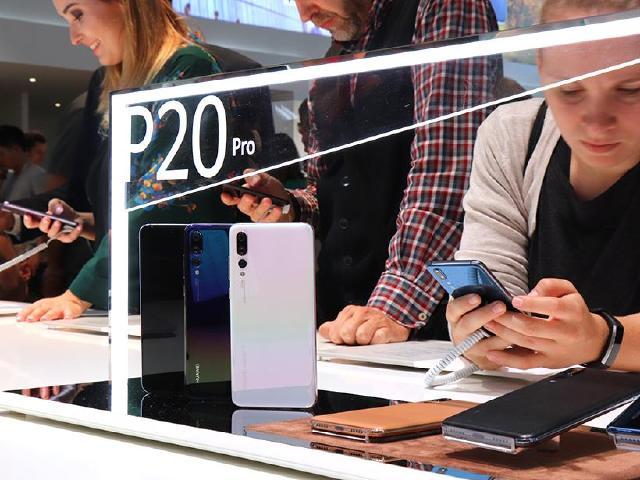 華為P20系列推漸變新顏色 P20 Pro還有皮革款[IFA 2018]