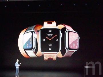 螢幕更大的Apple Watch series 4揭曉 加入心電圖量測