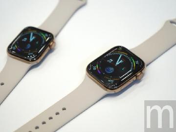 [動眼看]更大錶面、新增心電圖量測的Apple Watch series 4
