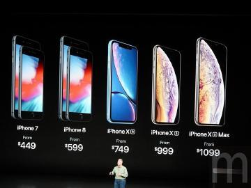 [觀點]iPhone XS系列售價為什麼可以賣這麼貴?
