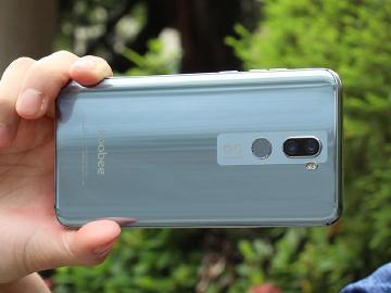 低價2CA手機 6.2吋koobee K10開箱
