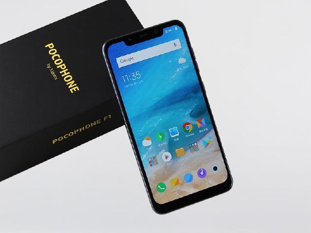 超高性價比的旗艦規格手機 POCOPHONE F1開箱