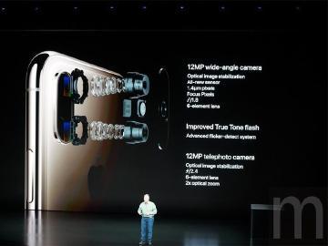 iPhone XS未來可讓用戶拍照時決定對焦距離