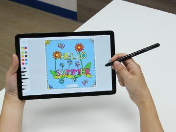 三星Galaxy Tab S4實測 S Pen、DeX與四喇叭規格