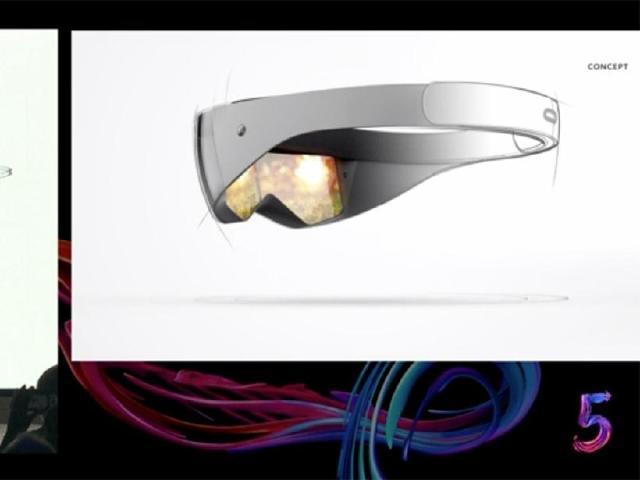 Oculus VR提出未來虛擬實境穿戴裝置想像 使用者將更融入