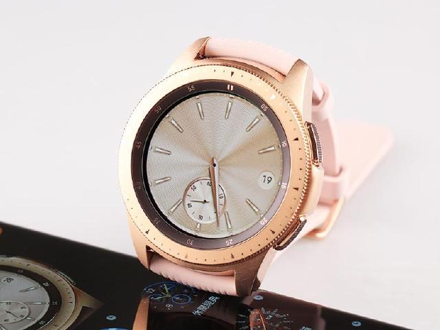 智慧美型運動手錶 SAMSUNG Galaxy Watch開箱