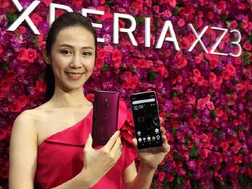Sony XZ3台灣10月上市 10/7前入手預購與首購禮同享