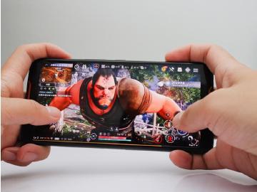 遊戲體驗優先 ROG Phone特色功能與規格實測