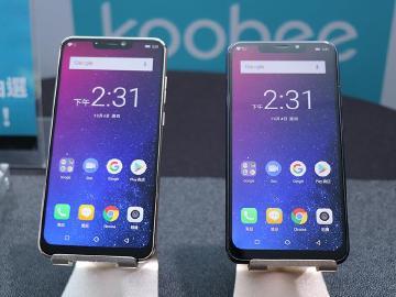 酷比手機發表 koobee F2 Plus與K10遠傳10月上市