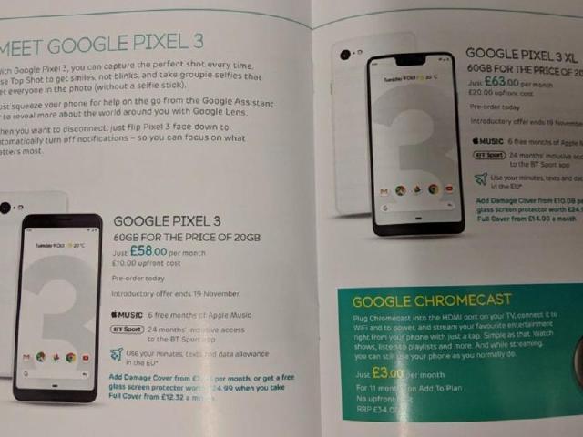 Google即將揭曉新機包括Pixel 3與Home Hub