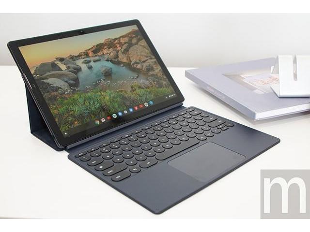 [簡單玩]強調工作與玩樂合一的Pixel Slate 但取代筆電有難度