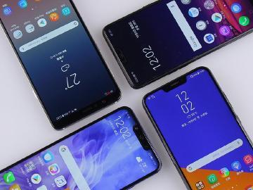6吋手機PK戰 R15 Pro、5Z、A8 Star與nova3實測比較