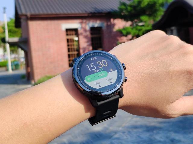 為專業運動導向而生 Amazfit智慧運動手錶2開箱