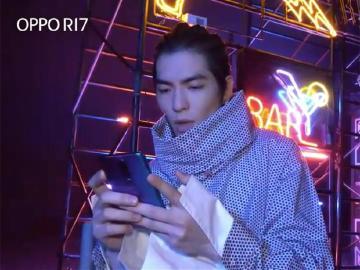 蕭敬騰開嗓為OPPO新手機宣傳 R17百人體驗招募中