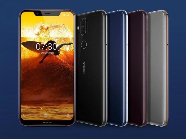 NOKIA X7中國發表 6.18吋螢幕搭配蔡司雙鏡頭