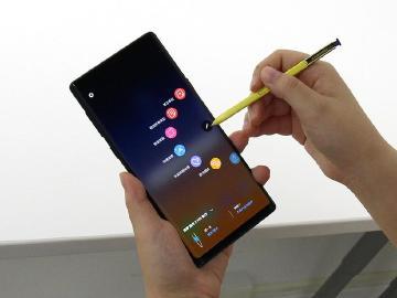 6.4吋還不夠?傳三星Note 10螢幕尺寸將提升到6.66吋