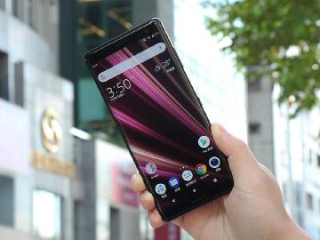 Sony首款OLED螢幕規格手機 Xperia XZ3開箱與效能實測