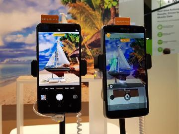 強調AI升級的聯發科Helio P70處理器發表 11月手機上市