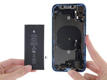 延長使用時間 蘋果在iPhone XR內放容量更大的電池