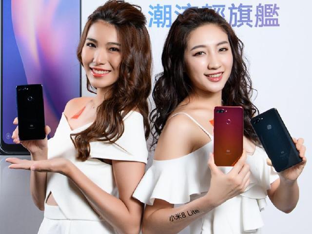 [影片]小米8 Lite、紅米Note 6 Pro登台 雙11新品齊發
