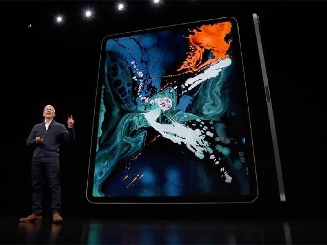 新iPad Pro更小機身、Face ID並換上USB Type-C